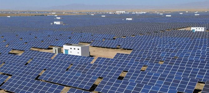 Sustainable energy – what can we learn from China?