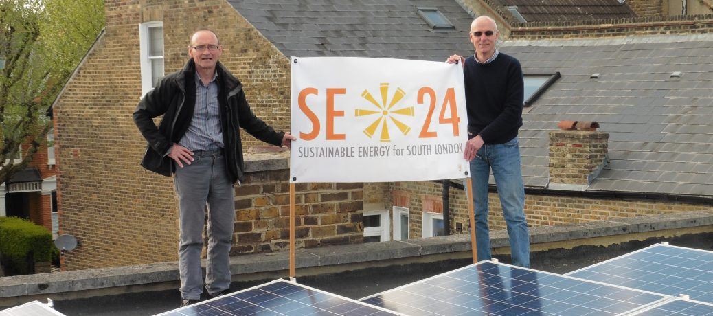 SE24 responds to the Feed in Tariff closure – please respond to the consultation