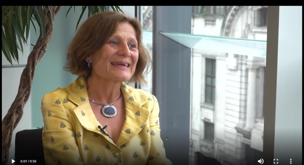 Harriet Lamb in interview #TalkingEnergy