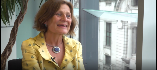 #TalkingEnergy interview with Harriet Lamb (CEO of Ashden and Vice-Chair of SE24)