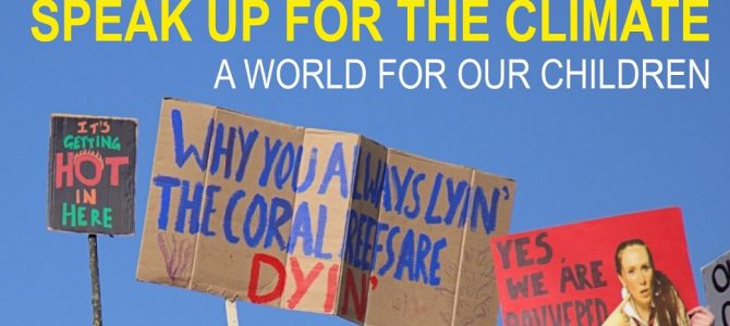 Speak up for the climate: DAWN CC event – 8 Feb 2020